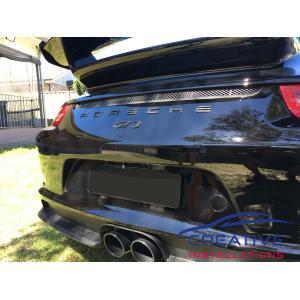 911 GT3 Reverse Cam