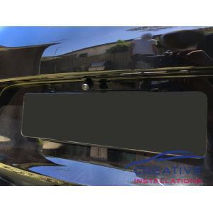 911 GT3 Reverse Camera