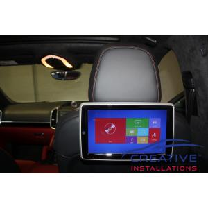 Cayenne Car DVD Players