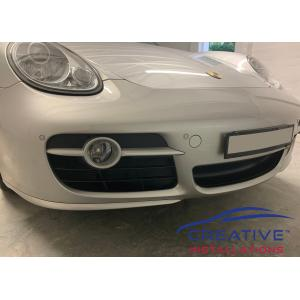 Cayman Front Parking Sensors