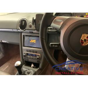 Cayman Bluetooth Car Stereo JVC