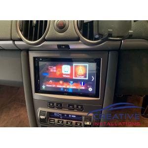 Cayman S Waze Navigation App