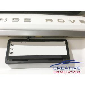 Evoque Reverse Camera