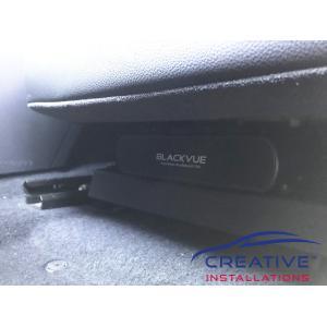 Range Rover Evoque BlackVue Dash Cam Battery Pack