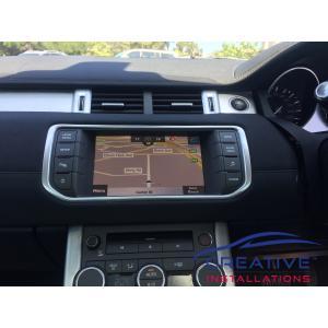 Evoque GPS Navigation