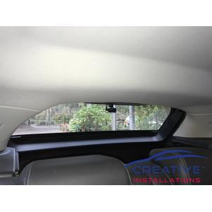 Range Rover Dash Cameras