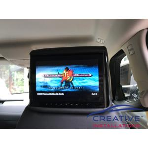 Range Rover Evoque Car DVD Players