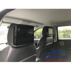 Range Rover Car DVD Players
