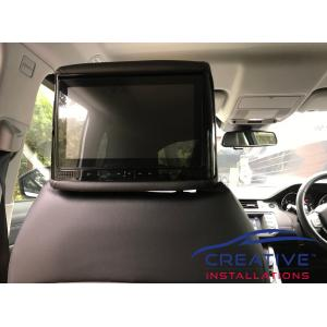 Evoque Car DVD Players