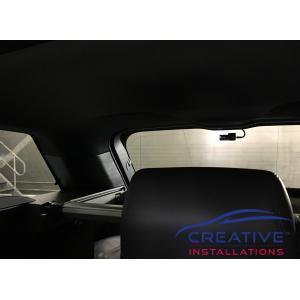 Range Rover BlackVue DR750S Dash Cameras
