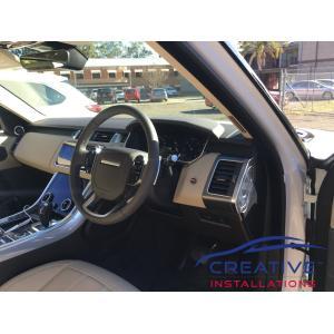 Range Rover Electric Brakes System