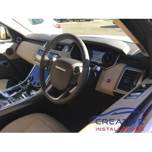 Range Rover Electric Brakes