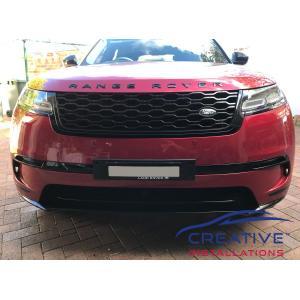 Range Rover Velar Front Parking Sensors
