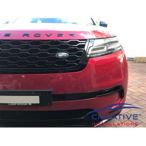 Range Rover Front Parking Sensors