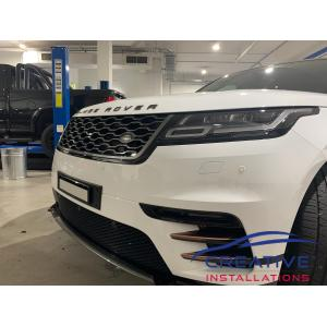 Land Rover Front Sensors