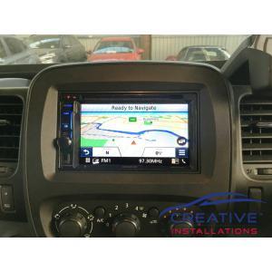 Trafic GPS Navigation System