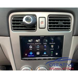 Forester Android Auto
