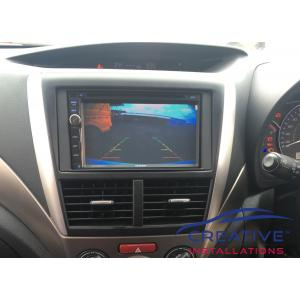 Forester GPS Navigation System