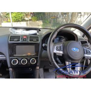 Forester Kenwood DNX5180S Head Unit