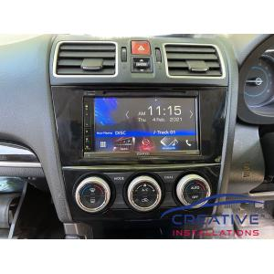 Forester Kenwood Head Unit