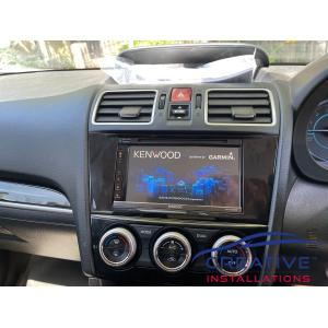 Forester Kenwood Car Stereo
