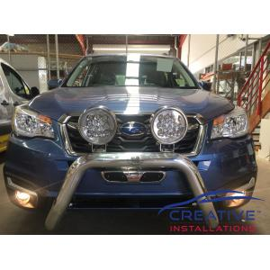 Forester Raider LED Driving Lights
