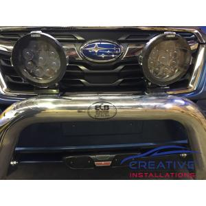 Forester Thunder LED Driving Lights
