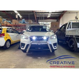 Forester LED Driving Lights