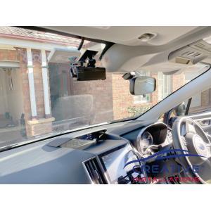 Impreza THINKWARE F200 Pro Dash Cameras