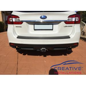 Levorg Reverse Parking Sensors