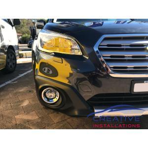 Outback Front Parking Sensors