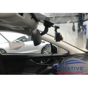 Subaru XV Garmin Dash Cam 55