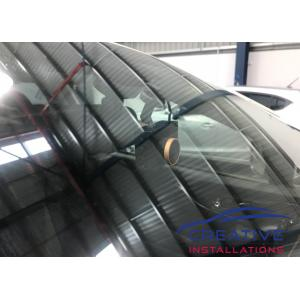 Subaru XV Garmin Dash Cam