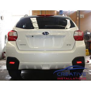 XV Reverse Parking Sensors