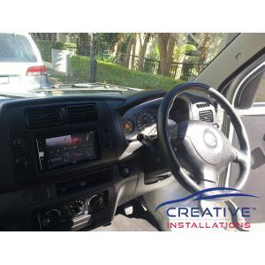 APV JVC KW-V250BT Car Stereo
