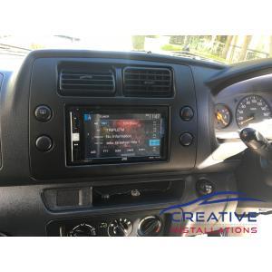 APV JVC Car Stereo