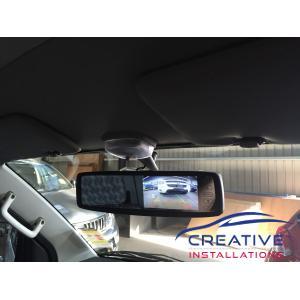 APV Reverse Camera