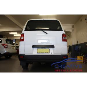APV Reverse Parking Sensors
