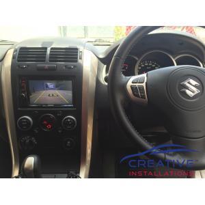 Grand Vitara GPS Navigation System