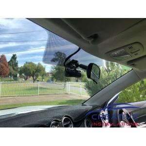 Grand Vitara THINKWARE F200 Dash Cameras