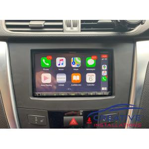 Kizashi Apple CarPlay DMX8020S