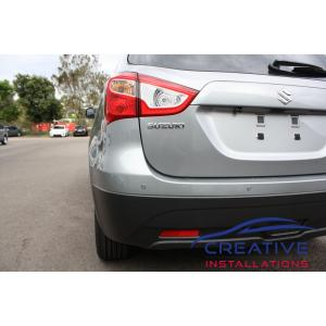 S-Cross Reverse Parking Sensors