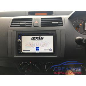 Swift Infotainment GPS Navigation System