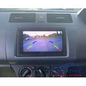 Suzuki Swift Reverse Camera
