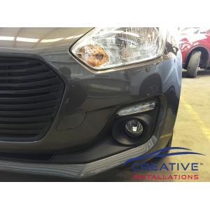 Swift Front Parking Sensors