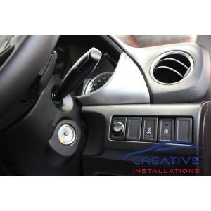 Vitara Front Parking Sensors