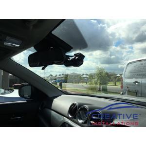 Vitara BlackVue Dash Cameras Installation Sydney