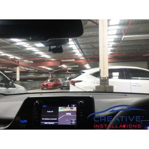 CHR eCELL Dash Cameras