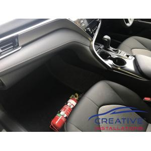 Camry Fire Extinguisher