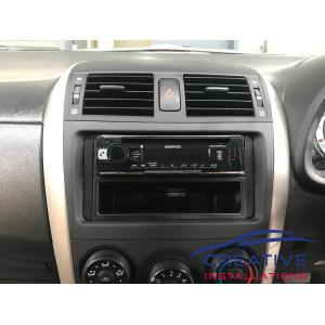 Corolla Car Stereo Kenwood